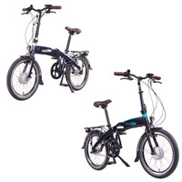 EASYBIKE Folding E-Bike 36V 8Ah 288Wh