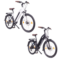 NCM Milano Trekking E-Bike, City-Bike, 250W, 48V 13Ah 624Wh Battery
