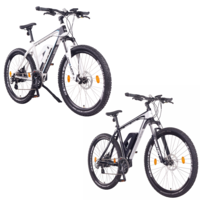 NCM Prague Electric Mountain Bike, E-Bike, E-MTB, 250W, 36V 13Ah 468Wh Battery